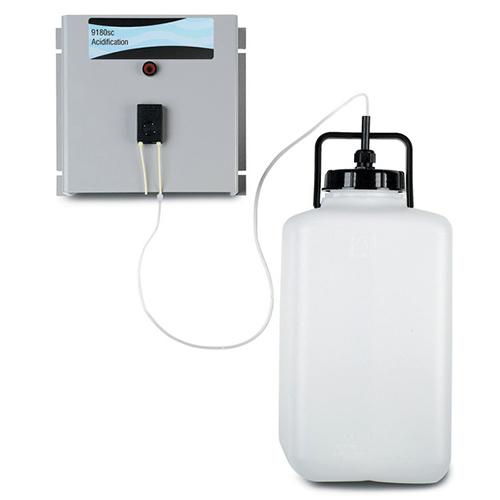 HACH - Analizador de dióxido de cloro 9187 sc
