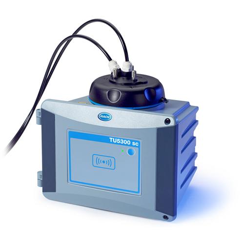 HACH - Turbidímetros Láser en Continuo TU5300sc/TU5400sc