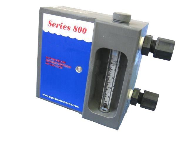 ADVANCE - Clorador a Gas 10 PPD - Montaje para Cilindro Directo con Valvula Reguladora