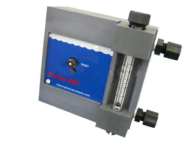 ADVANCE – Clorador 500 PPD - Serie 300 - Montaje para Contenedor de Tonelada con Valvula Reguladora