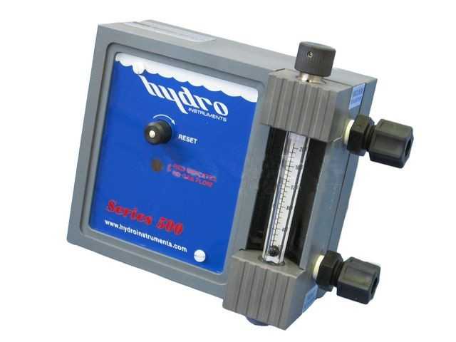 ADVANCE – Clorador 500 PPD – Serie 500 - Montaje Directo al Cilindro y Control Remoto