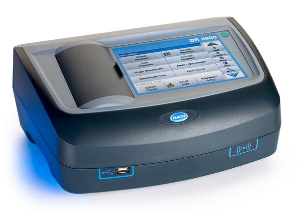 HACH - DR3900: Espectrofotómetro de Laboratorio para Análisis de Agua