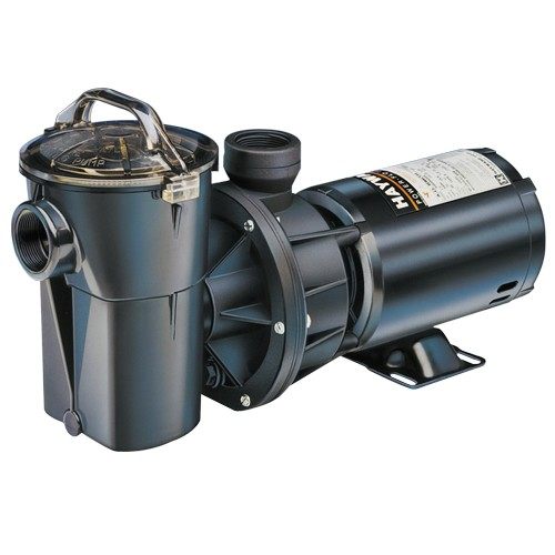 HAYWARD – Bomba Power-Flo II™ (1.0 HP - 1 Velocidad)