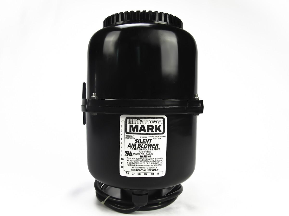 POOL PERFECT - Soplador de Aire (1.5 HP)