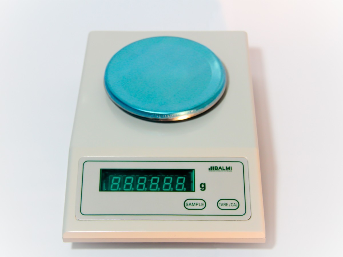 BALMI - Balanza de Precisión