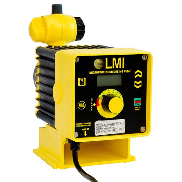 LMI – Bombas Dosificadoras Serie B
