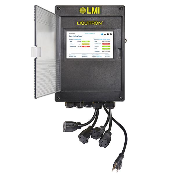 LMI - LIQUITRON™ Serie 7000 - Controlador Multiparámetro
