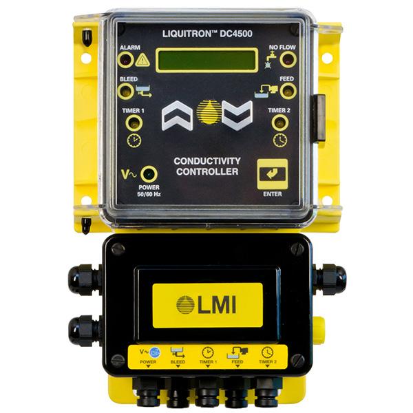 LMI - LIQUITRON™ Serie DC4500 - Controlador de Conductividad