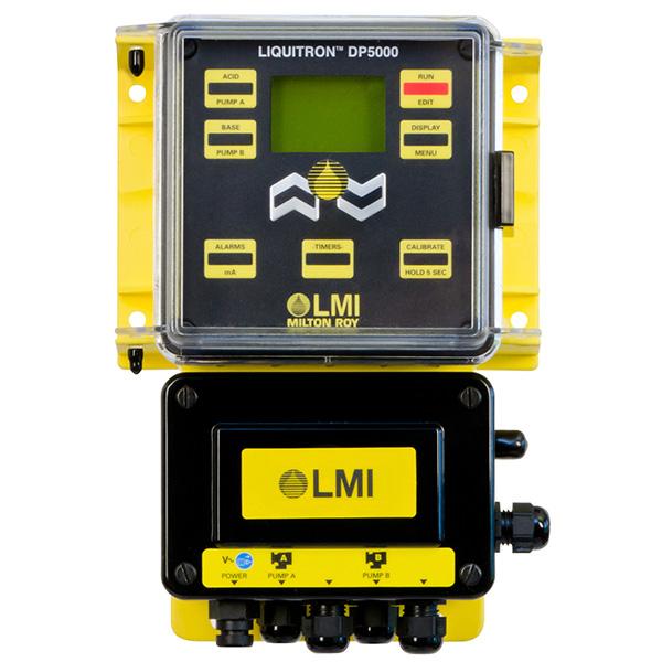 LMI - LIQUITRON™ Serie DP5000 - Controlador de pH