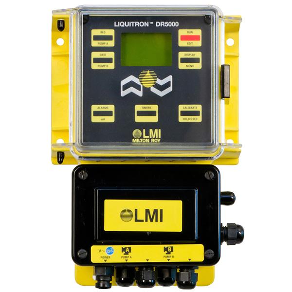 LMI - LIQUITRON™ Serie DR5000 - Controlador de Potencial Redox (ORP)