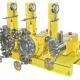 MILTON ROY – Bombas Dosificadoras Serie MILROYAL® – Modelo D Triplex