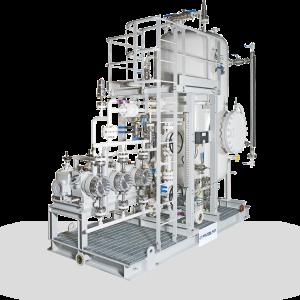 Milton Roy – Paquete de Inyección Química