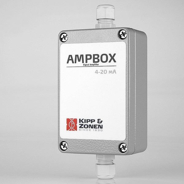 Amplificador AMPBOX