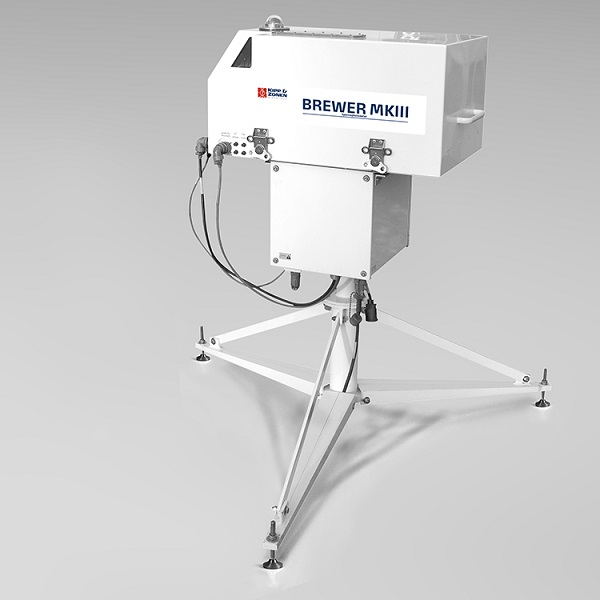 Espectrofotómetro Brewer MkIII