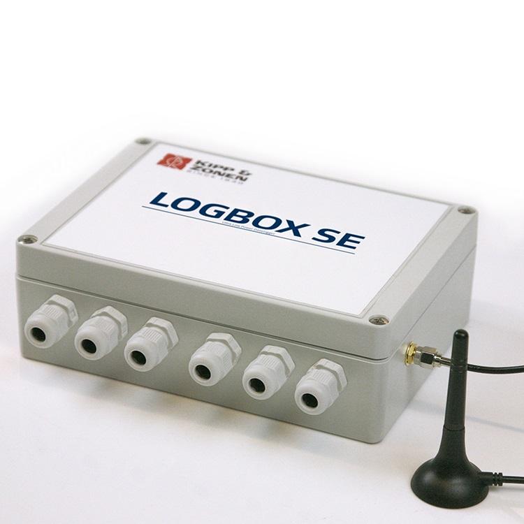 Registrador de datos LOGBOX SE