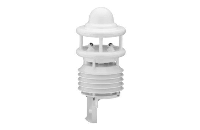 Lufft sensor compacto climatico ws600