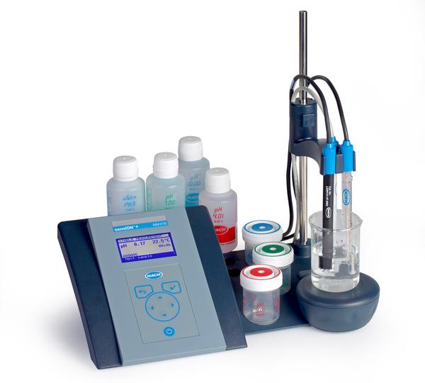Sension+, sistema todo en uno con navegación por menús que hace que los análisis generales de electroquímica sean rápidos y sencillos. Todos los sistemas contienen todo lo necesario para comenzar a analizar