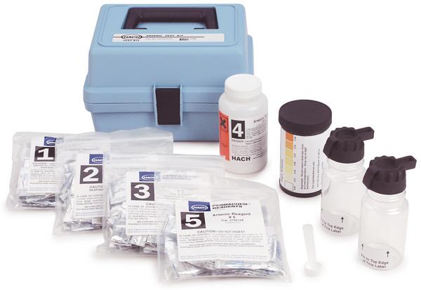 Test kits especiales